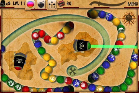 Screenshot Blackbeard&#8217;s Assault
