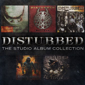 Disturbed | The Studio Album Collection