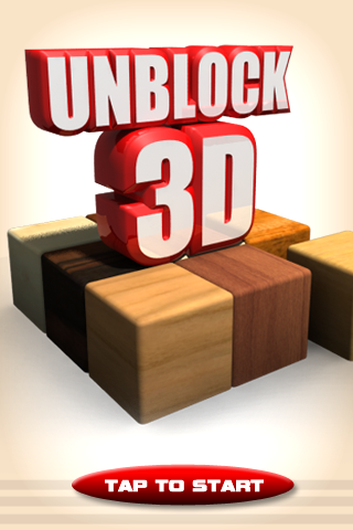 Screenshot Unblock 3D