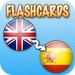 English & Spanish Learning Flash Cards